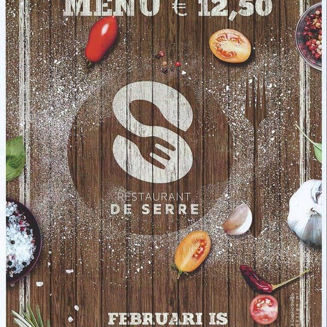 Schnitzel menu